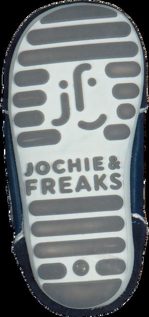 Blauwe JOCHIE & FREAKS Babyschoenen 19010  - large
