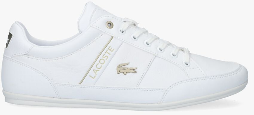 Witte LACOSTE Lage sneakers CHAYMON 721  - larger
