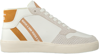Witte SCOTCH & SODA Hoge sneaker LAURITE HIGH - medium