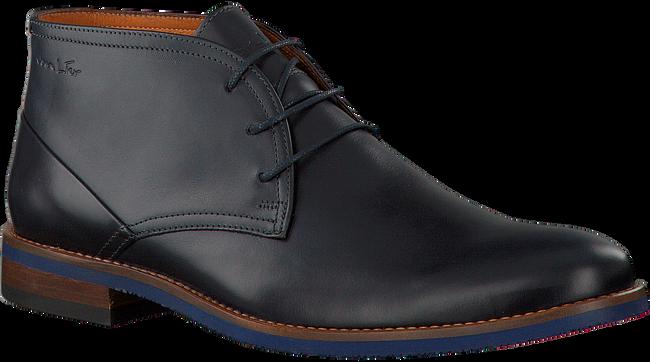 Blauwe VAN LIER Nette schoenen 5341  - large