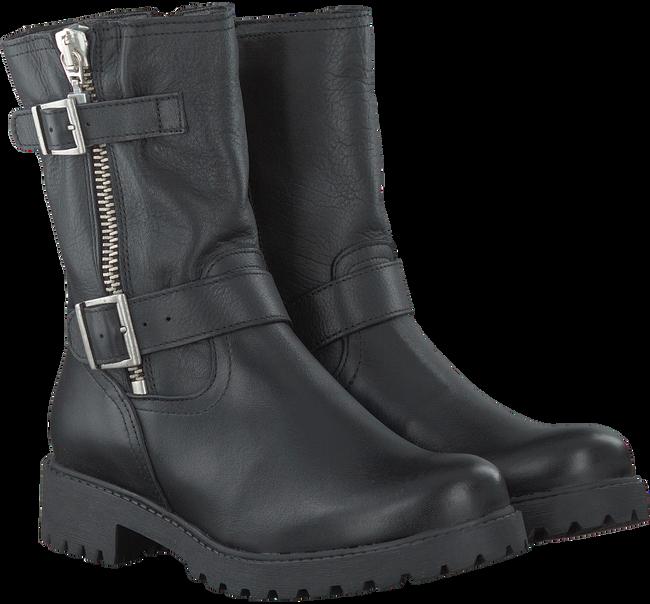 Zwarte OMODA Biker boots F-8114  - large