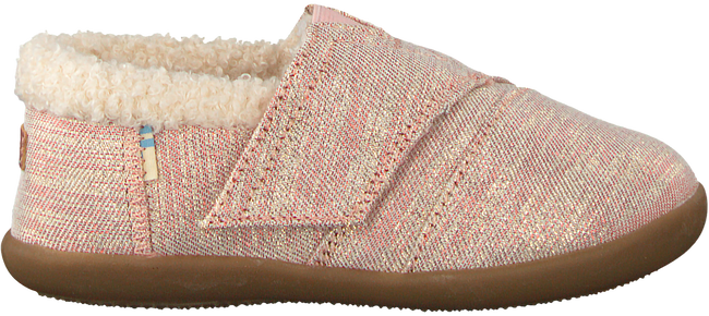 Roze TOMS Pantoffels HOUSE SLIPPER - large