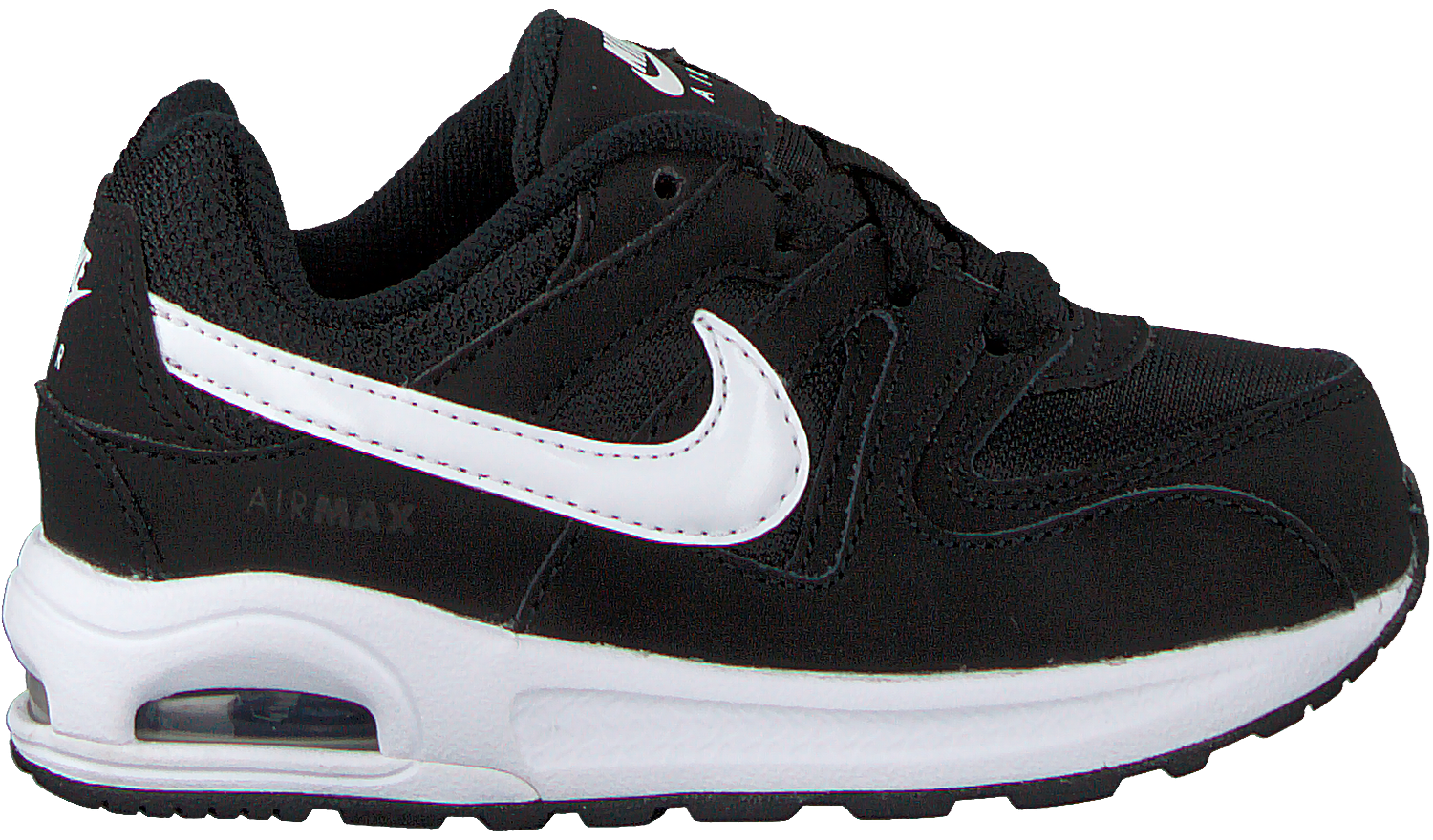 Zwarte NIKE Sneakers AIR MAX COMMAND FLEX (GS) Omoda.nl