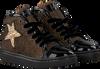 Zwarte PINOCCHIO Sneakers P1571 - small