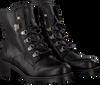 Zwarte VIA VAI Biker boots 4911105-00 - small