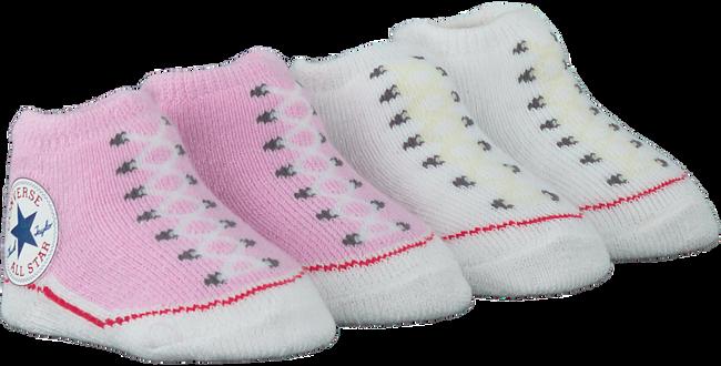 Roze CONVERSE Sokken CHUCK BOOTIE - large