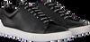 Zwarte HUGO Sneakers ZERO TENN NARB  - small