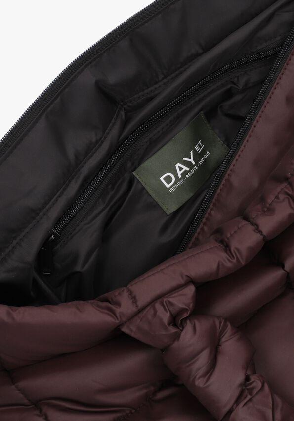 Rode DAY ET Handtas PUFFY BAG  - larger