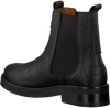 Zwarte SHABBIES Chelsea boots 182020063  - small