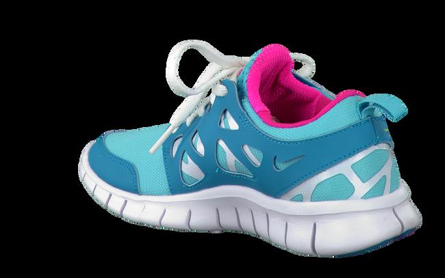 Blauwe NIKE Sneakers NIKE FREE RUN 2  - large