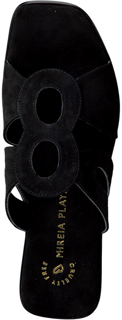 Zwarte MIREIA PLAYÀ Slippers FRIDA  - large