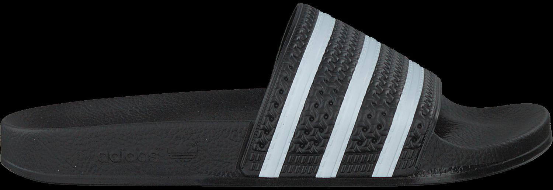 new product 4ba9b 9b423 Zwarte ADIDAS Slippers ADILETTE HEREN - large. Next. Previous