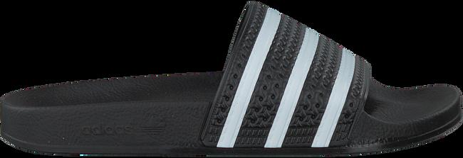 Zwarte ADIDAS Slippers ADILETTE MEN - large