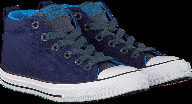 Blauwe CONVERSE Sneakers CTAS STREET MID  - large