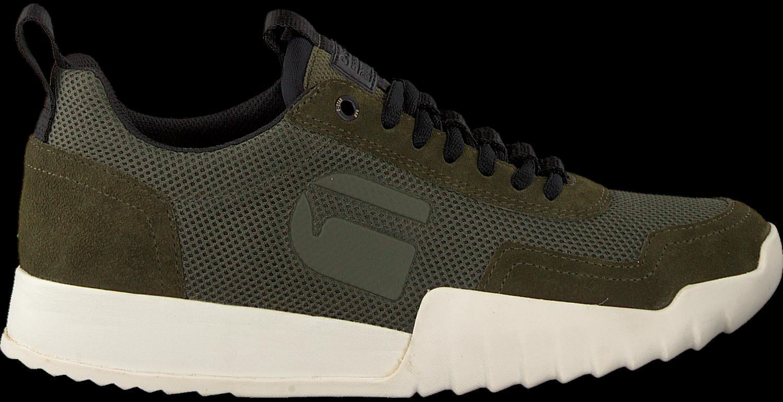 Groene G-STAR RAW Sneaker RACKAM ROVIC - Omoda.nl 59505570f0f1e
