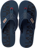 Blauwe NAPAPIJRI Slippers TOLEDO  - small
