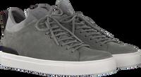 Grijze BLACKSTONE Lage sneakers SG28  - medium