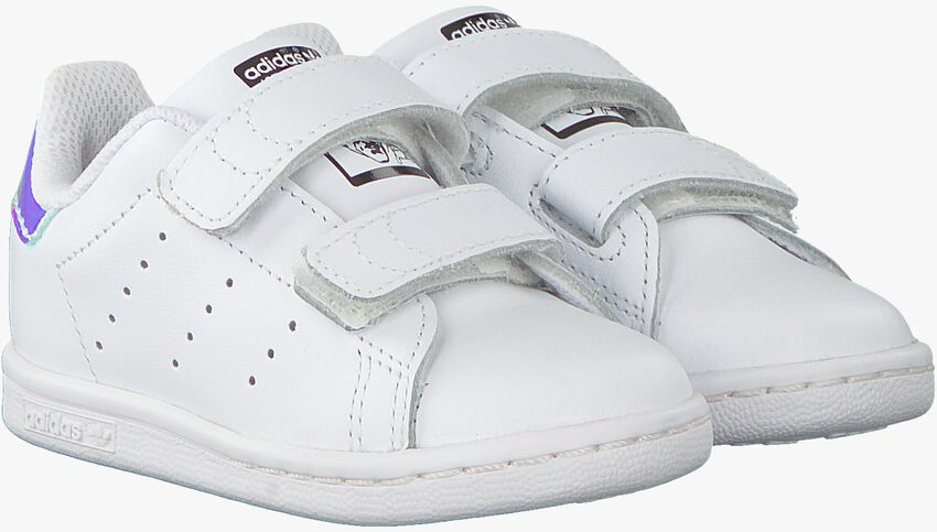Witte ADIDAS Sneakers STAN SMITH CF I  - larger