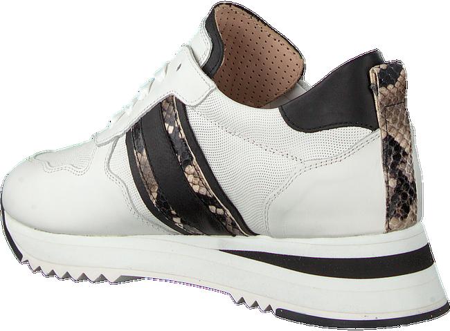 Witte MARIPE Sneakers 28650  - large