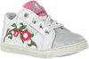 Witte DEVELAB Sneakers 41502  - small