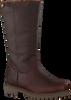 Bruine PANAMA JACK Hoge laarzen BAMBINA B82  - small