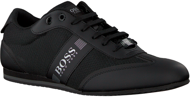 Zwarte BOSS Sneakers LIGHTER LOWP MXME - large