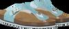 Blauwe DEVELAB Slippers 48122  - small