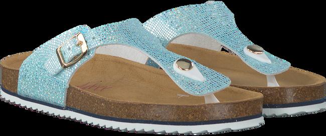 Blauwe DEVELAB Slippers 48122  - large