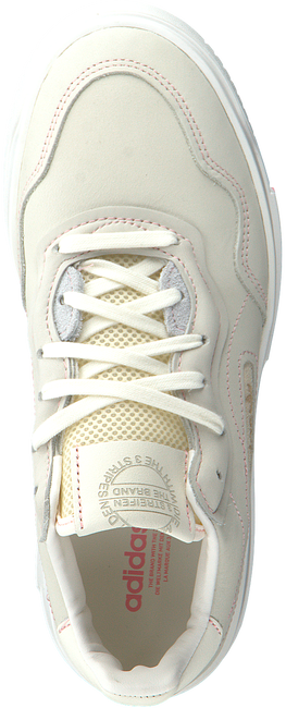 Witte ADIDAS Lage sneakers SC PREMIERE W - large