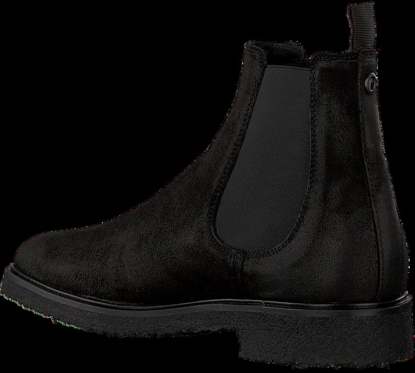 Zwarte GOOSECRAFT Chelsea boots CHET CREPE CHELSEA - larger