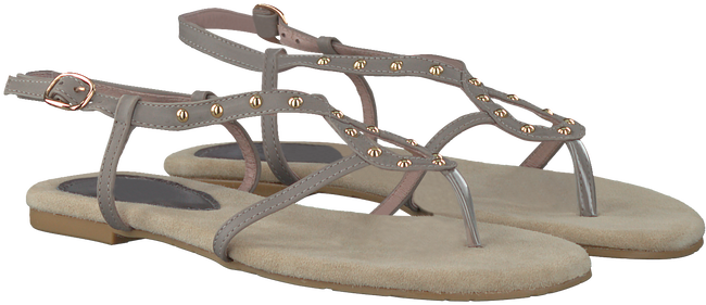 Taupe MALUO Sandalen 4773-BRO  - large