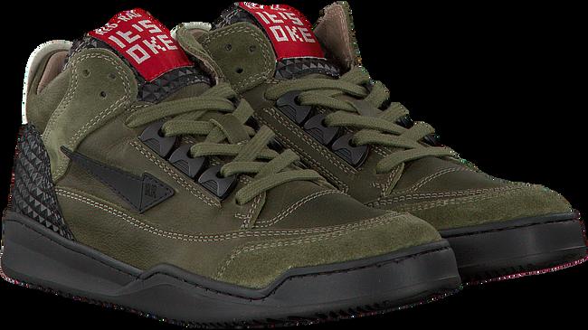 Groene RED RAG Sneakers 15493  - large