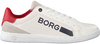 Witte BJORN BORG Sneakers T330 LOW NAP - small
