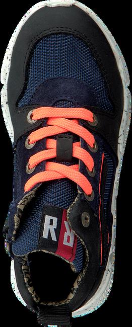 Blauwe RED-RAG Sneakers 15539 - large