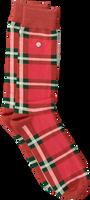 Rode ALFREDO GONZALES Sokken CLASSIC CHECK - medium