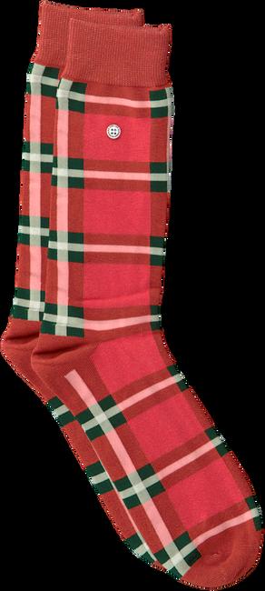 Rode ALFREDO GONZALES Sokken CLASSIC CHECK - large