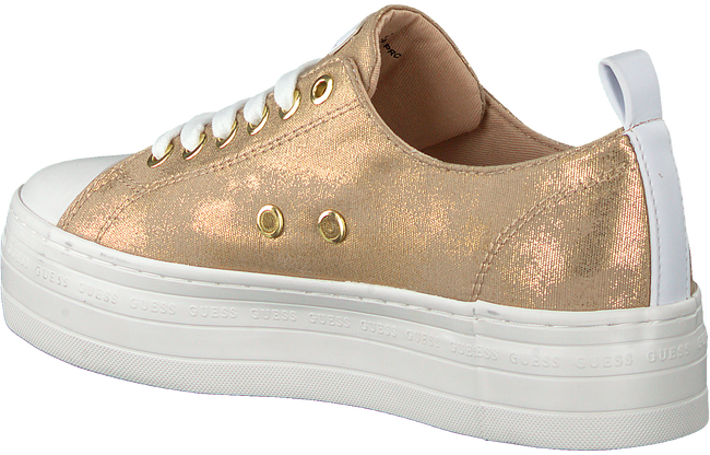 Gouden GUESS Lage sneakers BRIGS  - large