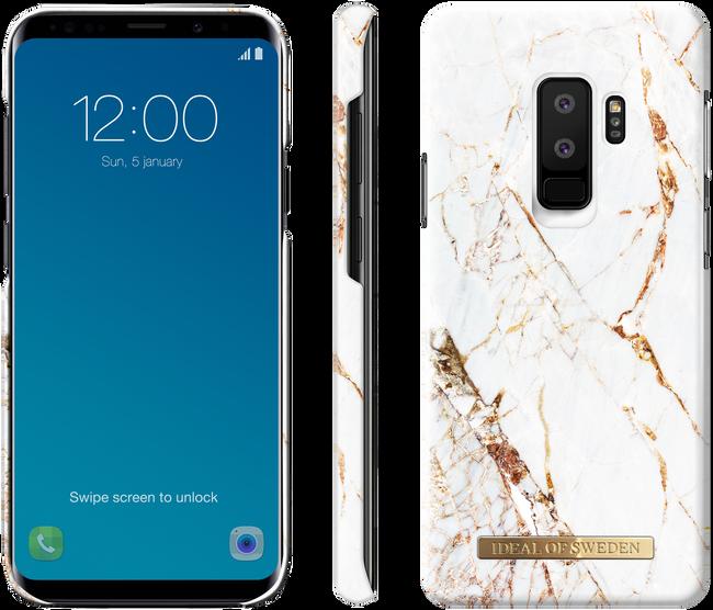 Witte IDEAL OF SWEDEN Telefoonhoesje FASHION CASE GALAXY S9 PLUS - large
