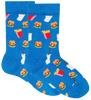HAPPY SOCKS Sokken HAMBURGER KIDS - small