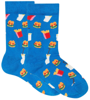 HAPPY SOCKS Sokken HAMBURGER KIDS - medium