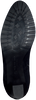 Grijze RAPISARDI Overknee laarzen 2383 ESMERALDA  - small