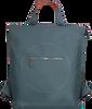 Blauwe MYOMY Rugtas MY CIRCLE BAG  - small