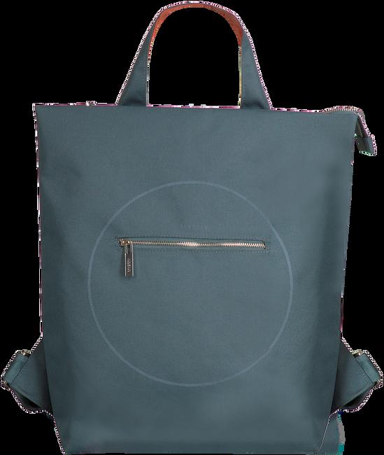 Blauwe MYOMY Rugtas MY CIRCLE BAG  - large