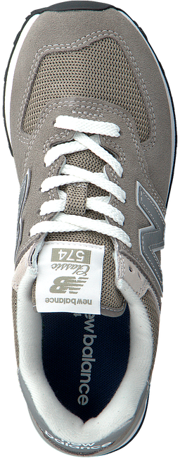 Grijze NEW BALANCE Sneakers WL574 - large