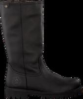 Zwarte PANAMA JACK Lange laarzen BAMBINA B60 - medium
