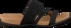 Zwarte GABOR Enkellaarsjes 703 - small