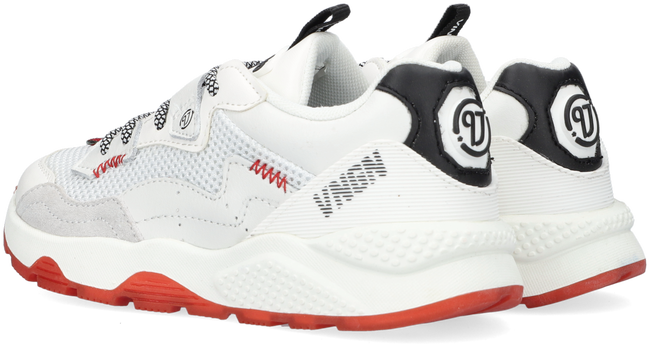 Witte VINGINO Lage sneakers GIO  - large