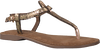 Gouden LAZAMANI Sandalen 75.616  - small