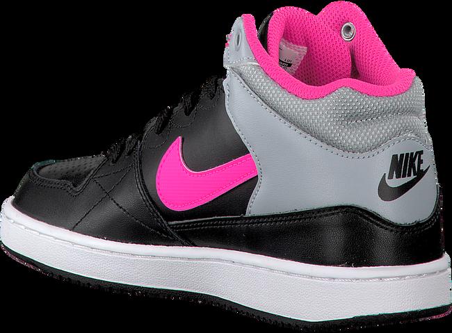 Zwarte NIKE Sneakers PRIOTITY MID KIDS  - large