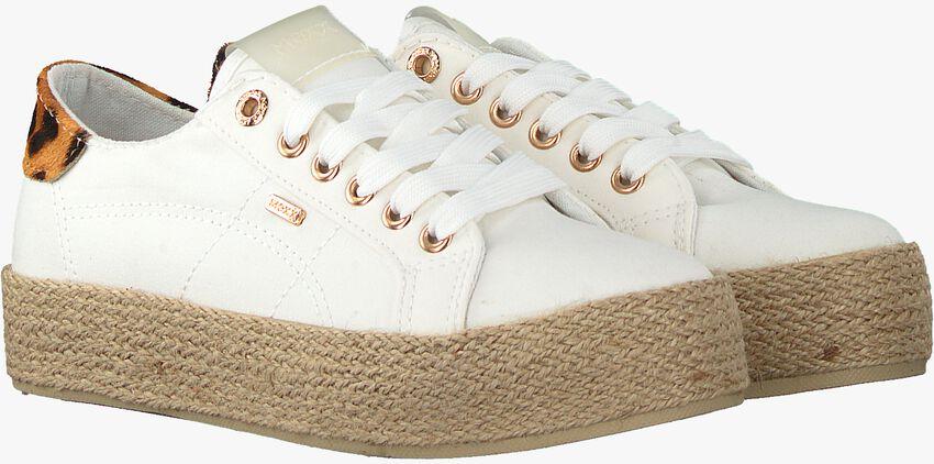 Witte MEXX Lage sneakers CHEVELIJN  - larger